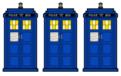 3.0 TARDISes