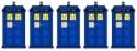 5.0 TARDISes