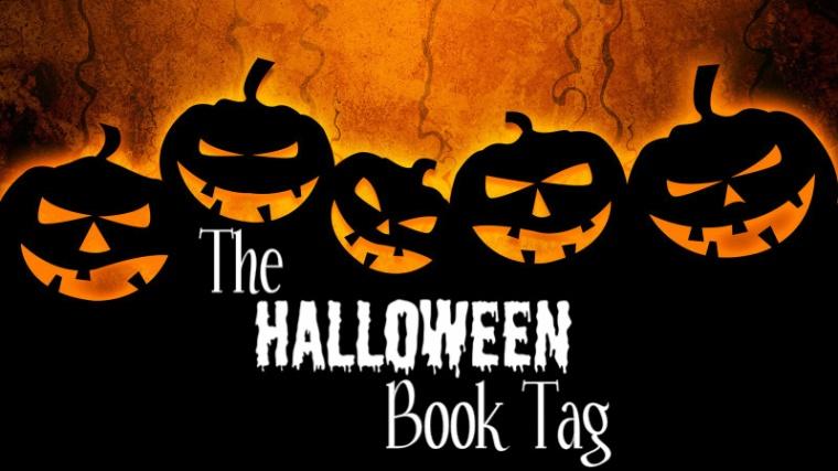 Afbeeldingsresultaat voor halloween book tag